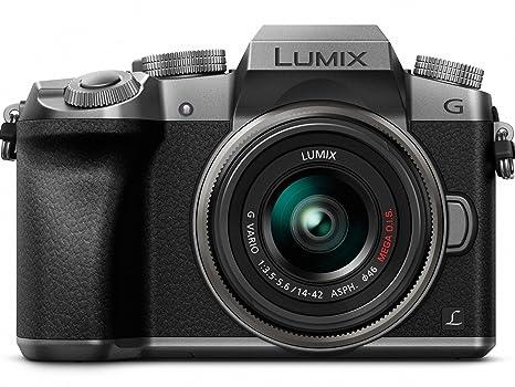 Review PANASONIC LUMIX G7 4K Mirrorless Camera, with 14-42mm MEGA O.I.S. Lens, 16 Megapixels, 3 Inch Touch LCD, DMC-G7KS (USA Silver)