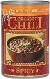 Amy's Lite Sodium Vegetarian Medium Chili, 14.7 oz-14.7 oz