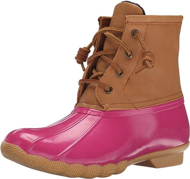 Sperry Saltwater Rain Boot (Little Kid