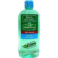 Green Cross Ethyl Alcohol 70% Solution, 250ml