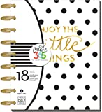 me & My Big Ideas Create 365 The Happy Planner, Sugar and Type, Jul 2016 - Dec 2017