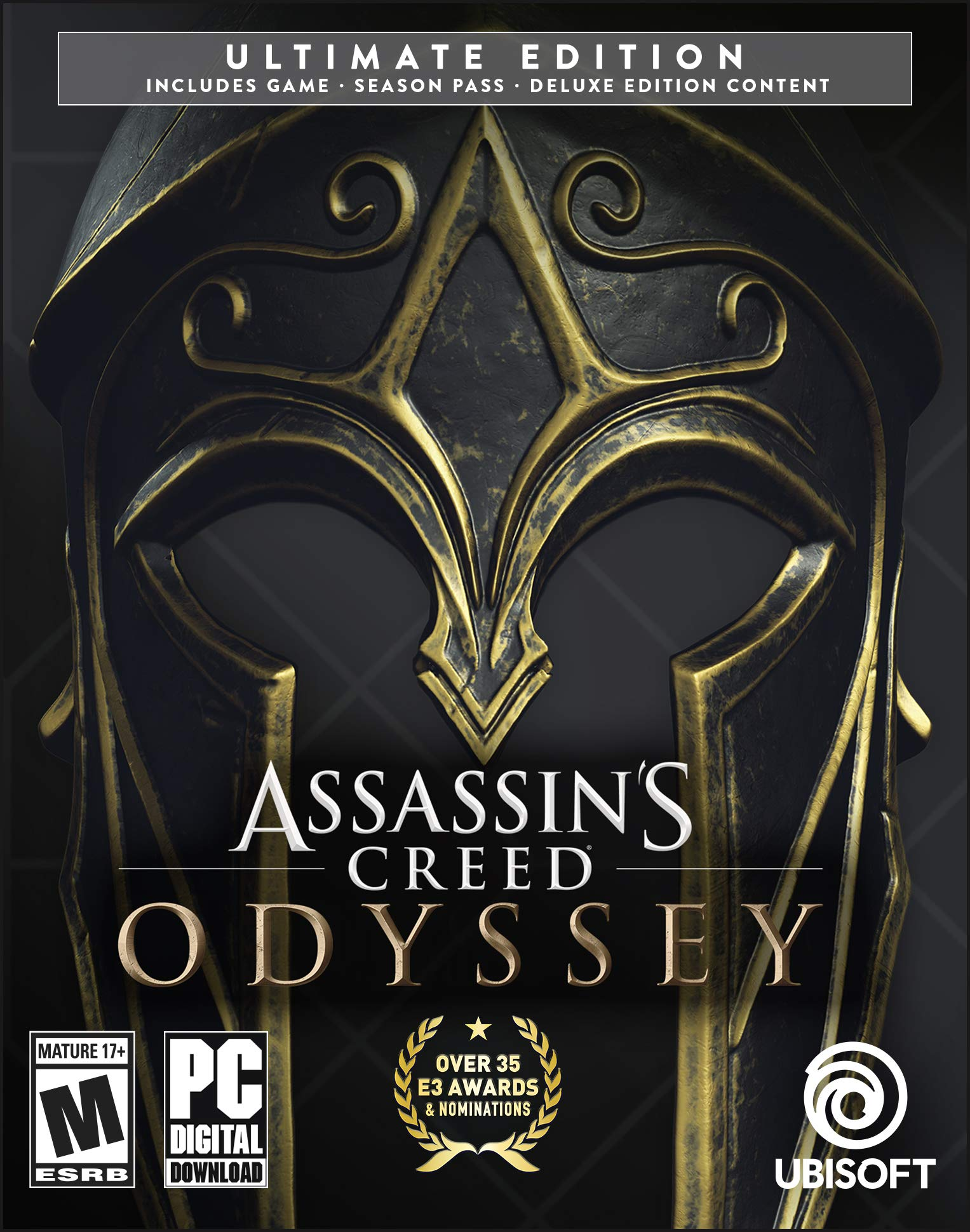 Assassin's Creed Odyssey - Ultimate Edition [Online Game Code]