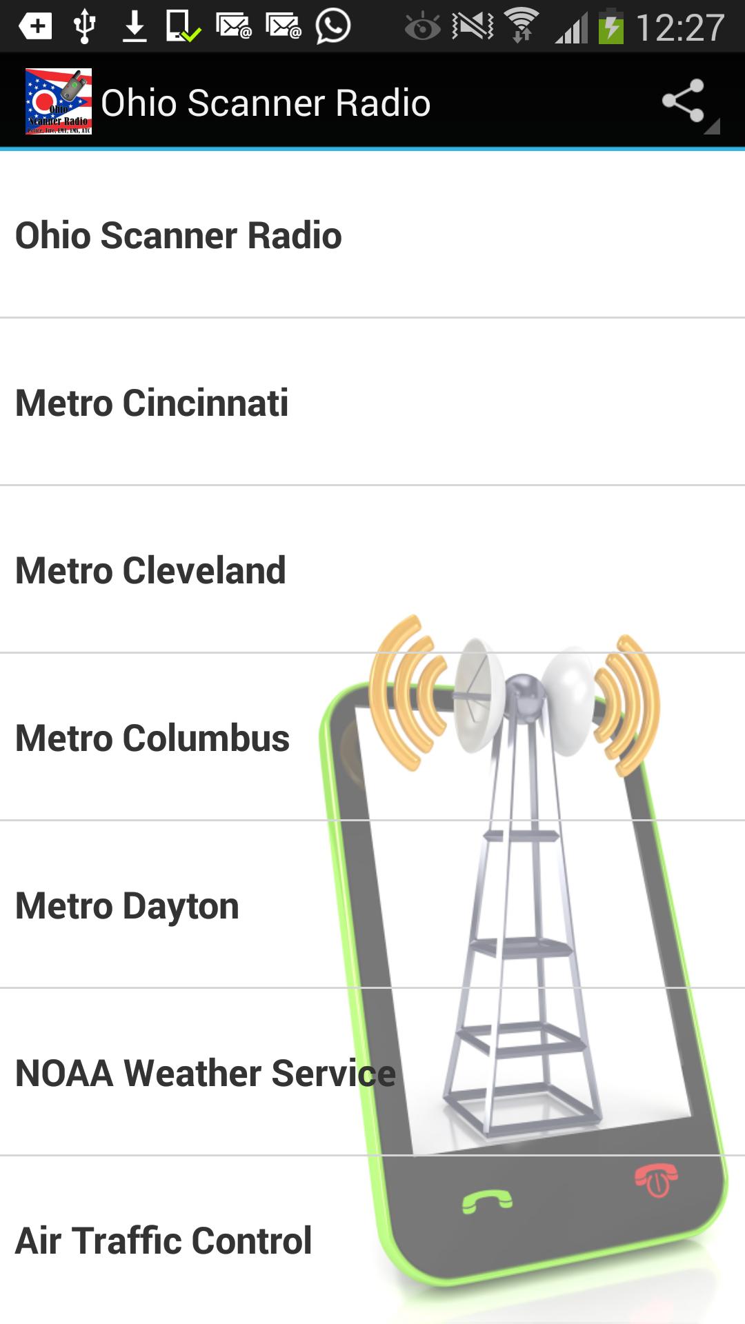Ohio Scanner Radio FREE