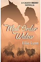 Mail Order Widow (Calico Brides) Kindle Edition