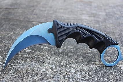 Amazon.com: csgo Piel Real Azul Acero Counter Strike ...