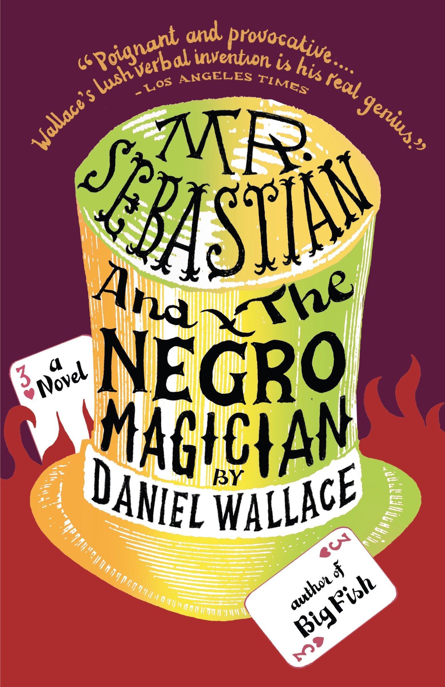 Read Online Mr. Sebastian and the Negro Magician ebook