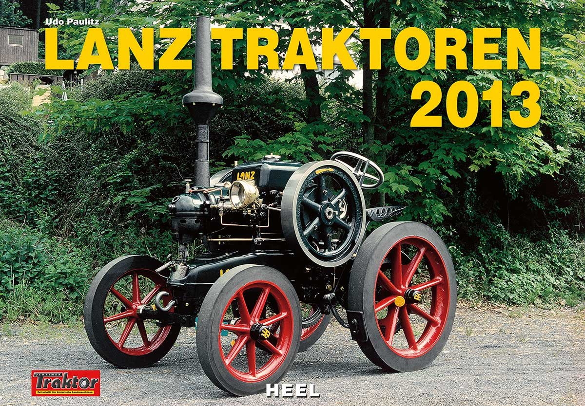 Lanz Traktoren 2013