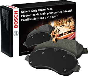 Bosch BSD614 SevereDuty 614 Severe Duty Disc Brake Pad