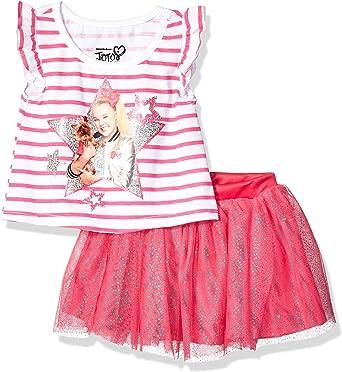 Legging Tee Set Nickelodeon Girls JoJo Siwa Clothing Set JoJo Siwa Hoodie