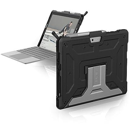 Urban Armor Gear Metropolis Funda con estándar Militar Estadounidense case para Microsoft Surface Go [Compatible con TypeCover, Soporte para bolígrafo ...