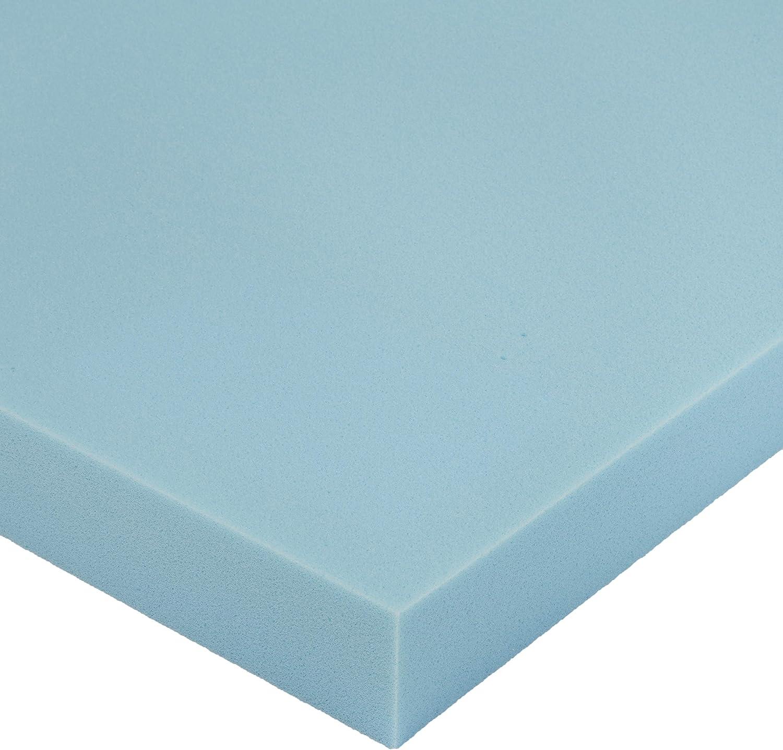 Basics Cooling Gel-Infused Memory Foam Topper 2-Inch CertiPUR-US Certified Full