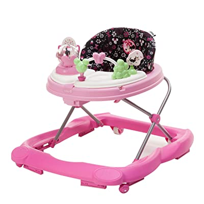 Disney Baby Minnie Mouse Music & Lights Walker, Minnie Pop : Baby