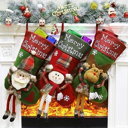 Como Decorar Calcetines Para Navidad.7 Calcetines Navidenos Perfectos Para Decorar Tu Chimenea