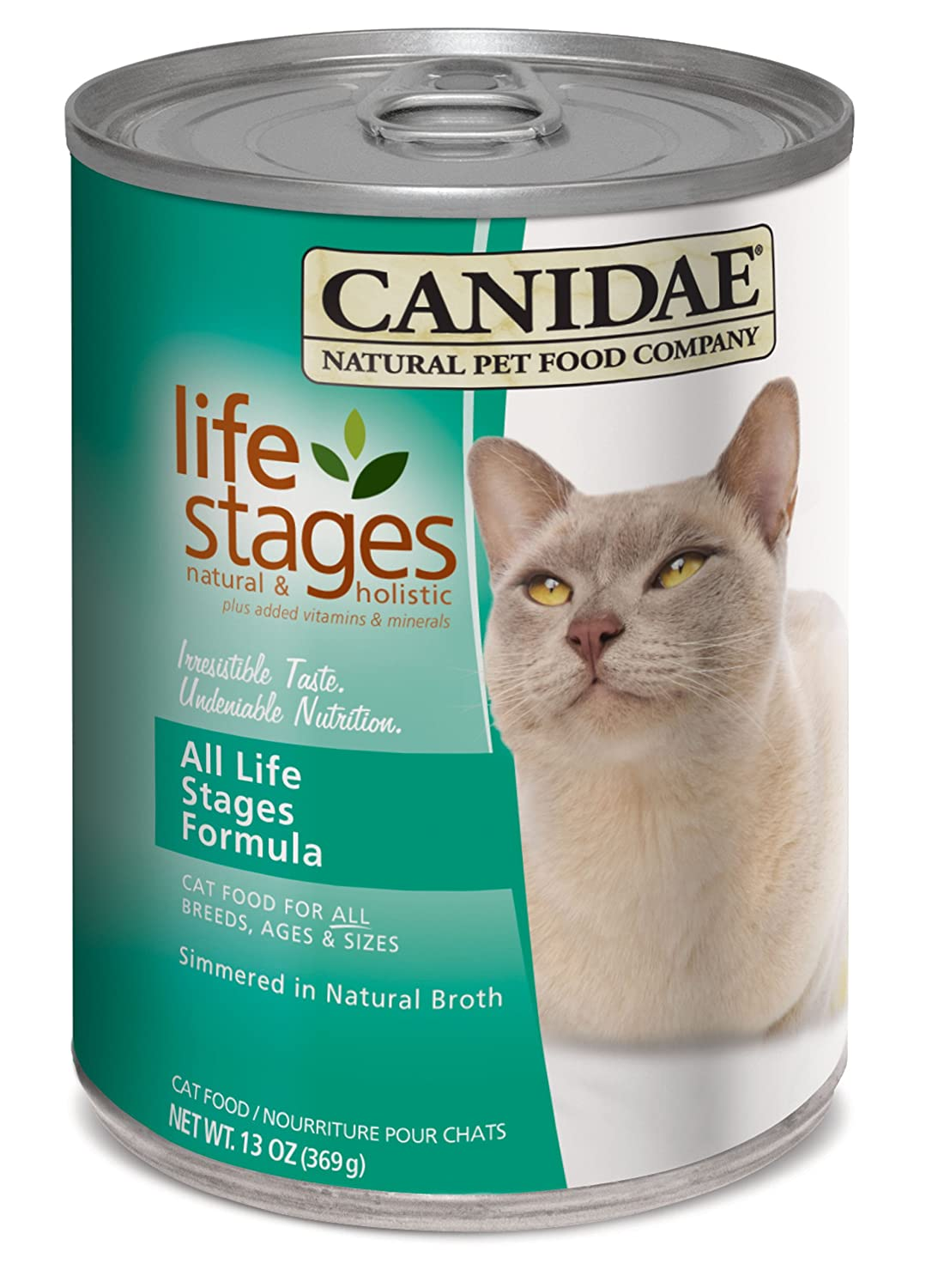 CANIDAE All Life Stages Can Formula for Cats, 12-Pack