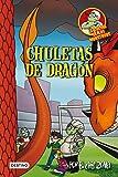Chuletas de dragón: La cocina de los monstruos 7 (Cocina Monstruos)