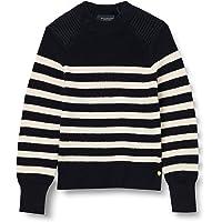 Scotch & Soda Knitted Breton Pullover Suéter para Niñas