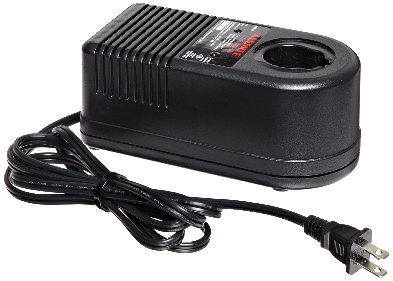 Amazon.com: Alemite 340913 Cargador de batería, para 12 V o ...