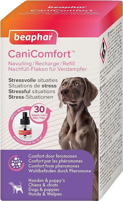 Beaphar 17397 CaniComfort - Recambio para vaporizador, tranquilizante para Perros con feromonas: Amazon.es: Productos para mascotas