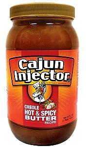 Cajun Injector 22174.01605 Hot 'N Spicy Marinade