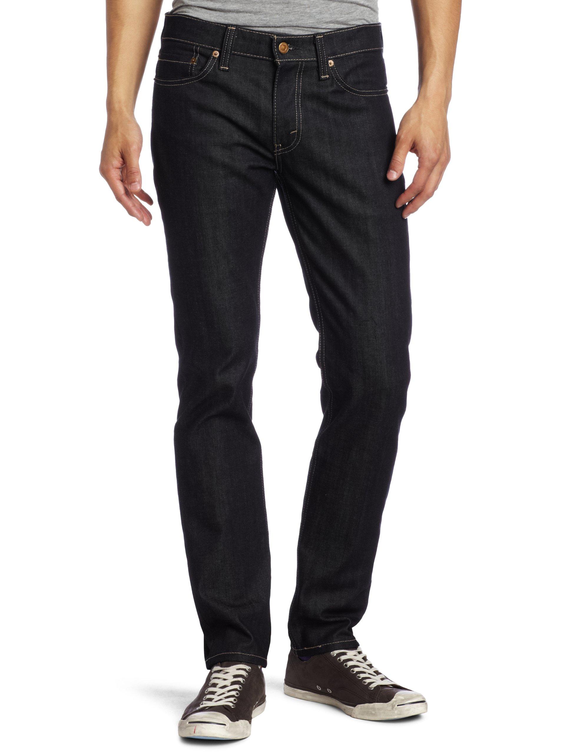 Levi's Men's 511 Slim Fit Jean, Rigid Dragon - Stretch, 30W x 32L