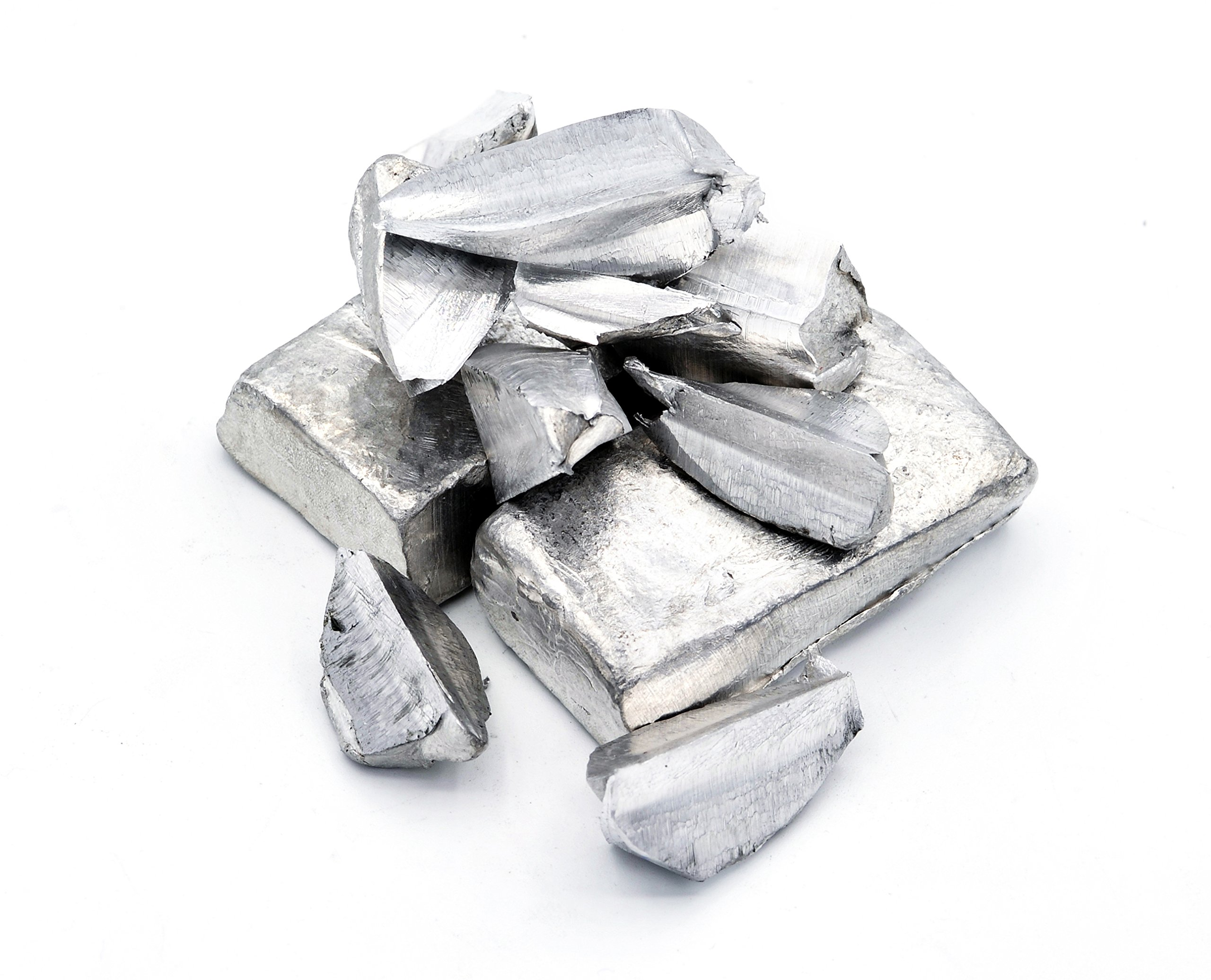 Indium Metal 99.995% Pure 20 Grams Get it in Five Days or Full Refund