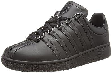 the best attitude c1234 3dc90 K-Swiss Herren Classic Vn Sneaker, schwarz, Medium