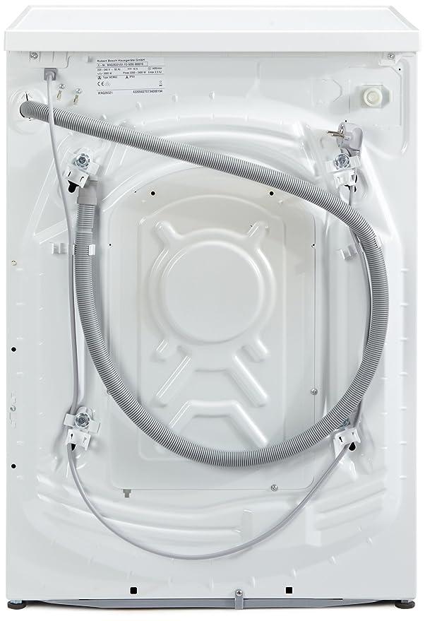 Bosch WAQ 28321 - Lavadora (A + + +, 0.81 kWh, 37 L, LCD, 598 mm ...