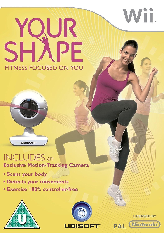 Your Shape with Camera (Wii) [Importación inglesa]: Amazon ...