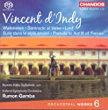 D'indy: Orchestral Works Vol 6