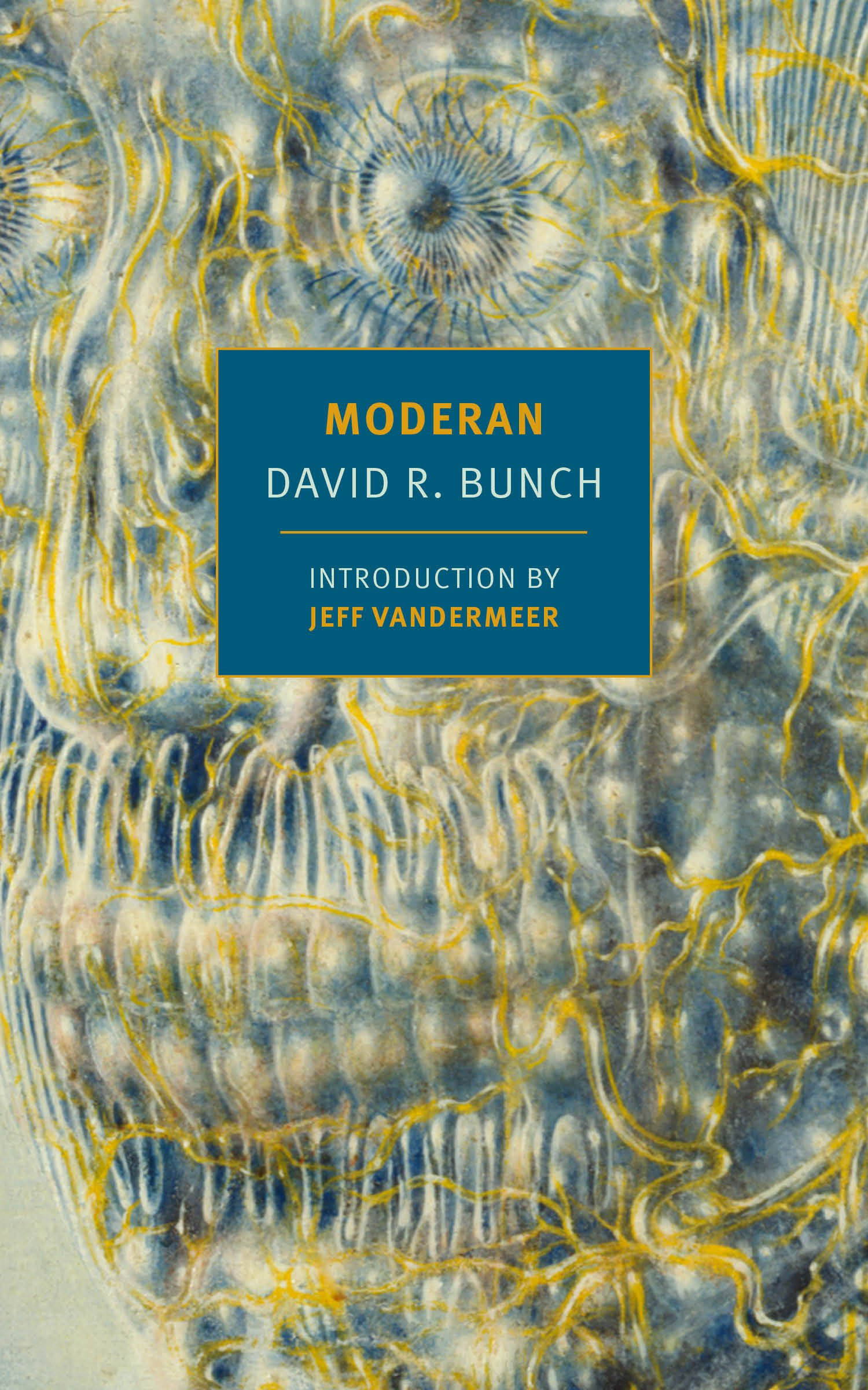 Moderan (New York Review Books Classics): David R. Bunch, Jeff VanderMeer:  9781681372549: Amazon.com: Books