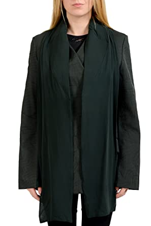 Amazon.com: Maison Margiela 1 Verde Oscuro de la Seda ...