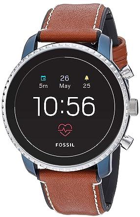 Amazon.com: Fossil Gen 4 Q Explorist HR - Reloj inteligente ...
