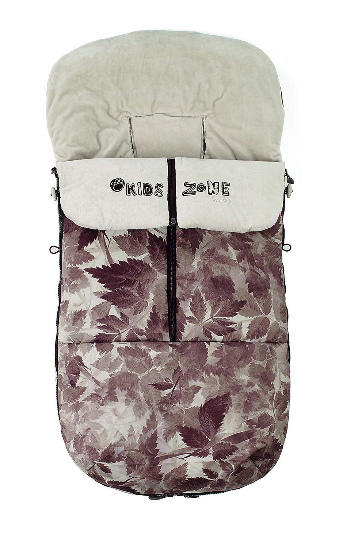 JANE Nest Plus Granola - Saco para silla de paseo, unisex, color beige