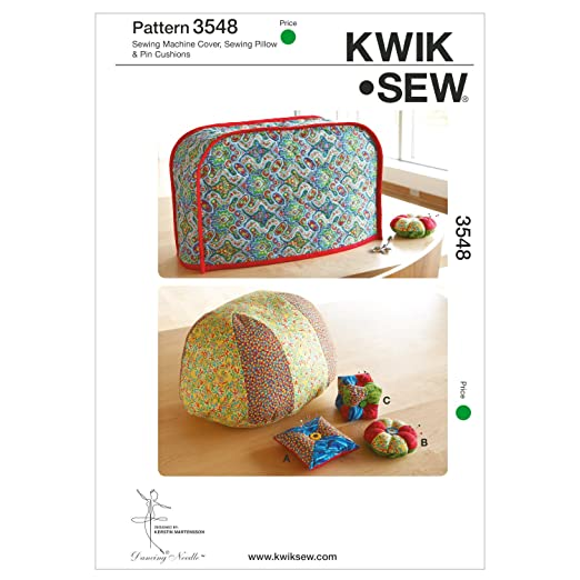 KWIK-SEW PATTERNS K3548 - Patrones para funda de máquina de ...