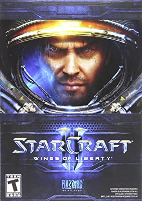 StarCraft II: Wings of Liberty - PC/Mac [Digital Code]