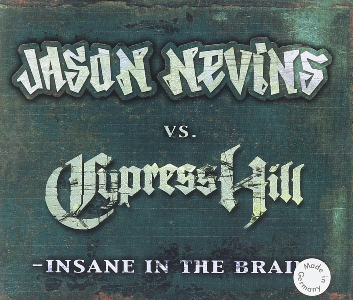 CD : Cypress Hill - Insane In The Brain (CD)