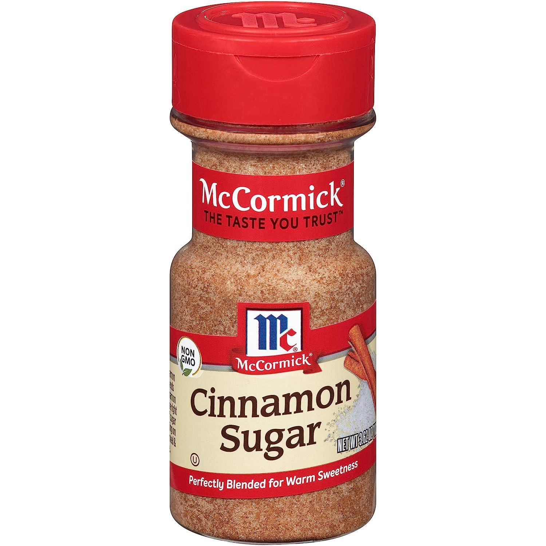 McCormick Cinnamon Sugar, 3.62 oz