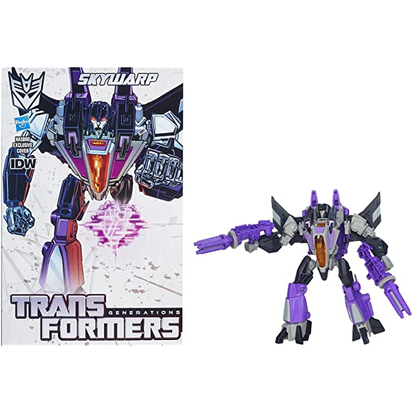 Transformers Generations Deluxe Class Thundercracker Action