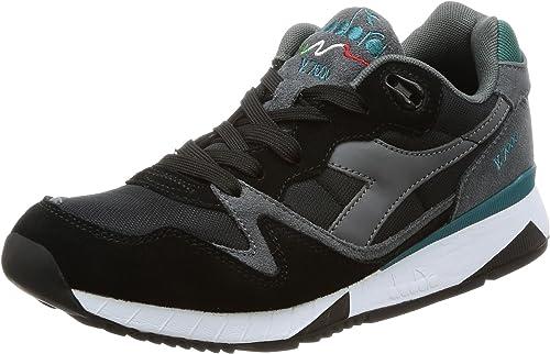 Diadora V7000 Nyl II, Zapatillas de Gimnasia para Hombre: Amazon.es: Zapatos y complementos