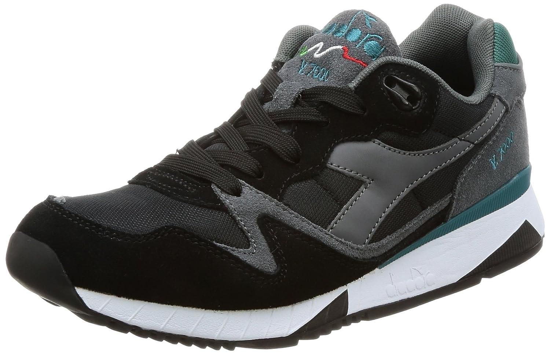 170939 C6947, Herren Sneaker, Schwarz - schwarz - Größe: 45 Diadora
