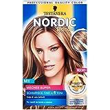 Testa Nera - Nordic Blonde M1 Meches Ultra