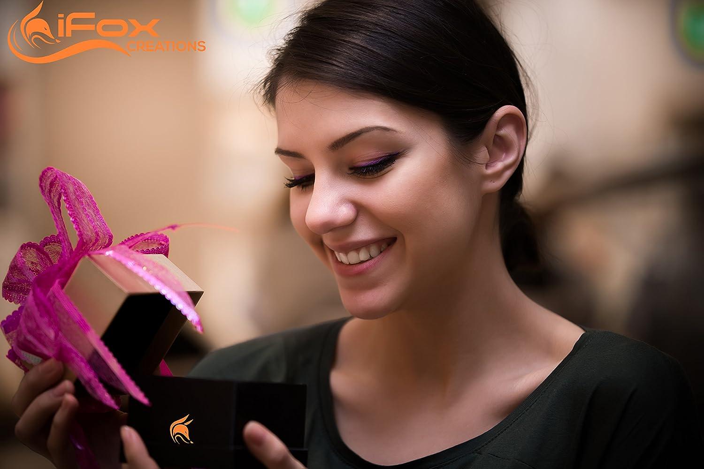 iPad iFox iF012 Haut-Parleur Bluetooth pour la Douche PC pour Tous Les appareils Bluetooth tels Que iPhone iPod Android Radio Certifi/é /étanche Mod/èle 2017