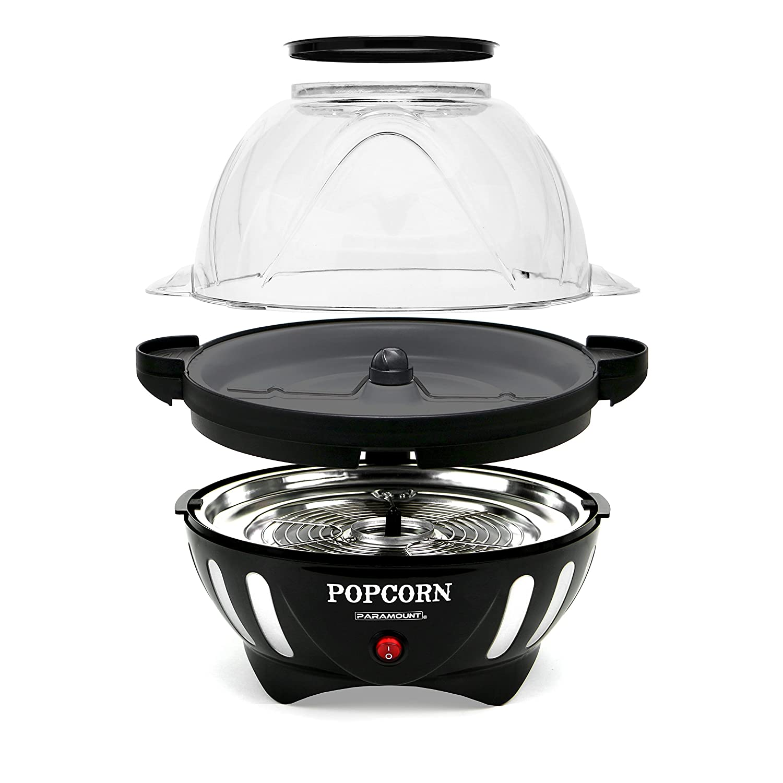 Amazon Popcorn Maker Machine Popper By Paramount Kitchen Dining