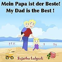 Englische Deutsche Bücher: Mein Papa Ist Der