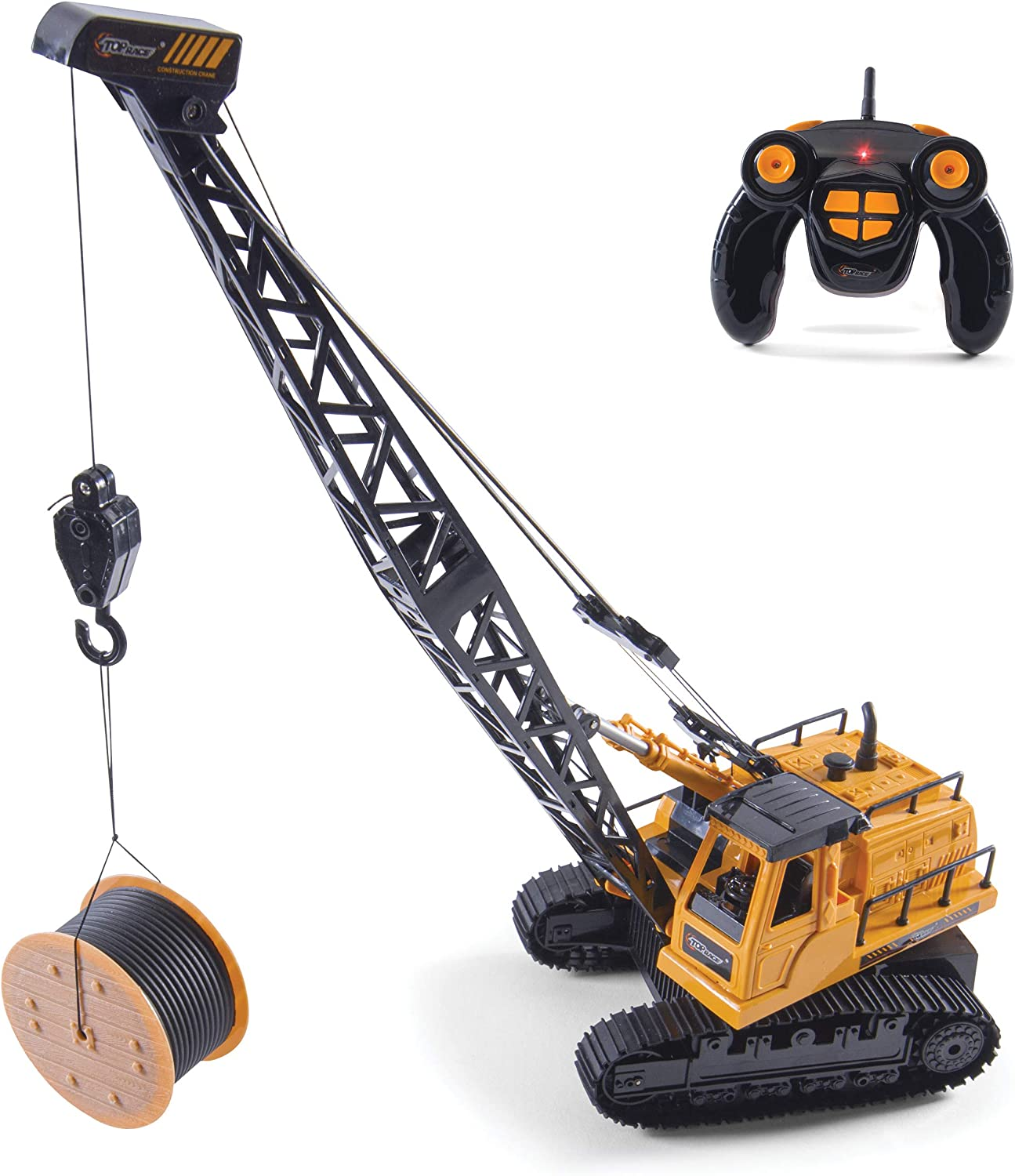 Top 9 Best Remote Control Cranes Toys (2020 Reviews & Buying Guide) 3