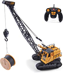 Top 9 Best Remote Control Cranes Toys (2021 Reviews & Buying Guide) 3