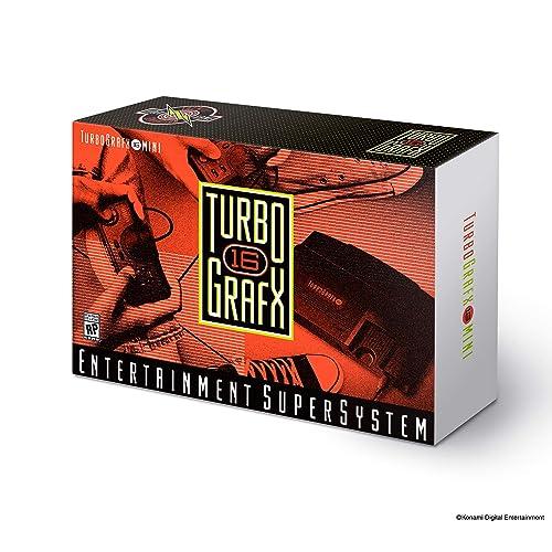 ターボグラフィックス-16 mini 輸入版:北米 (収録ゲームオリジナル楽曲付)
