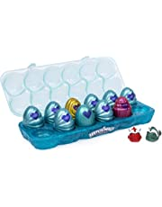 Hatchimals Colleggtibles, Mermal Magic 12 Pack Egg Carton with Season 5, for Kids Aged 5 and Up