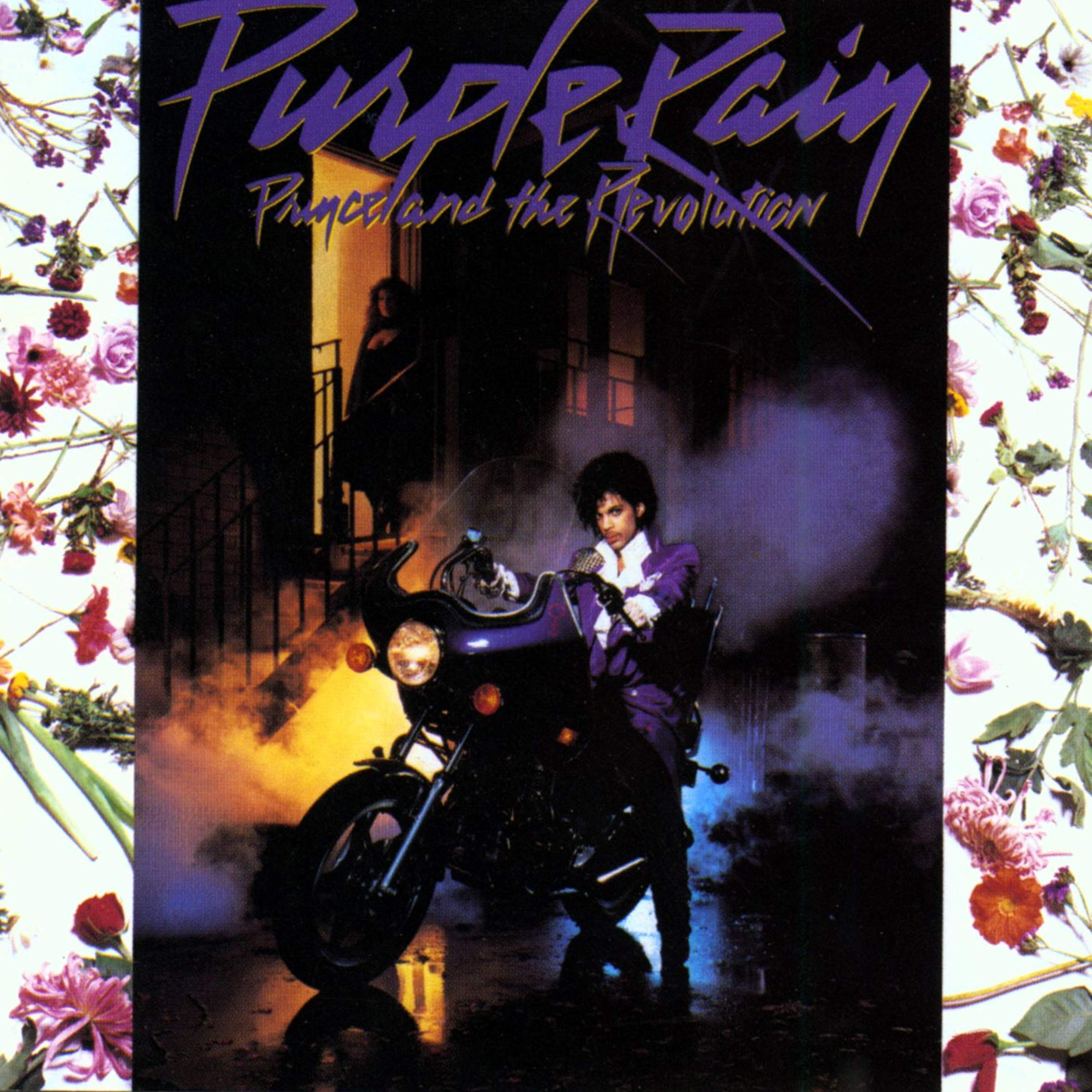 Prince and the Revolution - Purple Rain (Vinyl LP) by OST/PRINCE