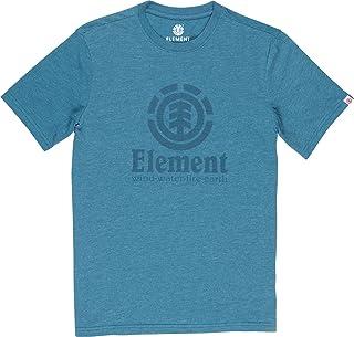 Element Herren Vertical Ss Shirt Und Hemd ELEEF|#Element H1SSA4